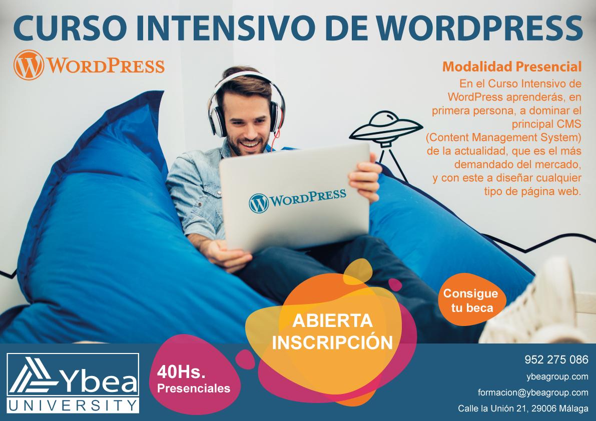 curso intensivo wordpress